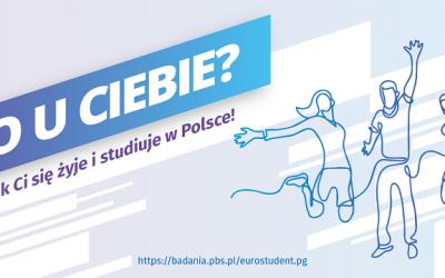 Największe europejskie przedsięwzięcie badawcze dotyczące życia studentów – EUROSTUDENT. Dołącz!